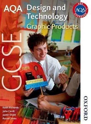 Bog paperback AQA GCSE Design and Technology: Graphic Products af Keith Richards