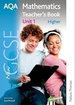 New AQA GCSE Mathematics Unit 1 Higher Teacher's Book af June Haighton, Anne Haworth, Tony Fisher