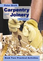 Carpentry and Joinery Book Two: Practical Activities Third Edition E-book