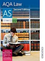 AQA Law AS Second Edition