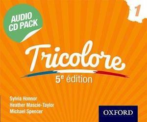 Tricolore Audio CD Pack 1