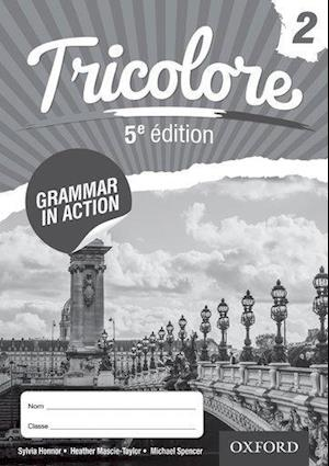 Tricolore Grammar in Action 2 (8 pack)
