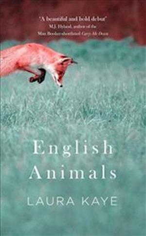 Bog, hardback English Animals af Laura Kaye
