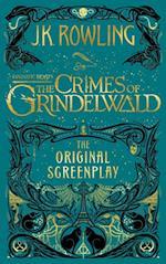 Fantastic Beasts: The Crimes of Grindelwald - The Original Screenplay (HB)