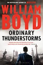 Ordinary Thunderstorms af William Boyd
