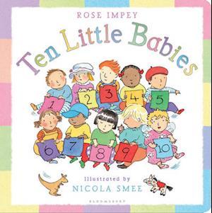 Ten Little Babies