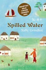 Spilled Water af Sally Grindley
