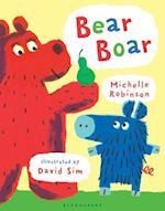 Bear Boar af Michelle Robinson, David Sim