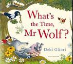 What's the Time, Mr Wolf? af Debi Gliori