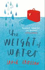 The Weight of Water af Sarah Crossan