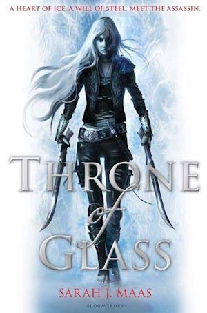Bog paperback Throne of Glass af Sarah J. Maas