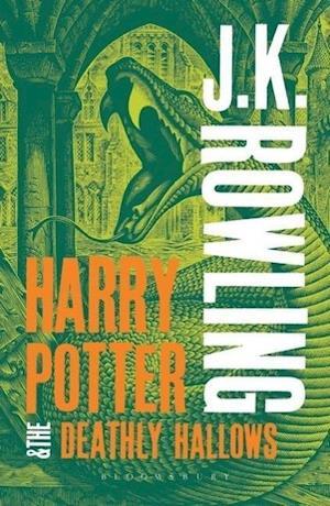 Bog, paperback Harry Potter and the Deathly Hallows af J. K. Rowling