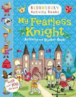 My Fearless Knight Activity and Sticker Book (Chameleons)