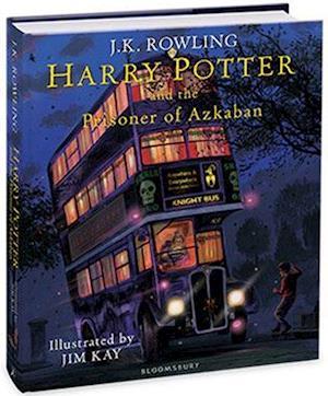 Harry Potter and the Prisoner of Azkaban af J. K. Rowling