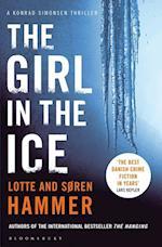 The Girl in the Ice (A Konrad Simonsen Thriller, nr. 2)