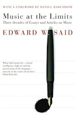 Music at the Limits af Edward Said