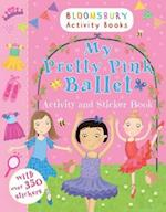 My Pretty Pink Ballet Activity and Sticker Book (Chameleons)