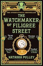 The Watchmaker of Filigree Street af Natasha Pulley