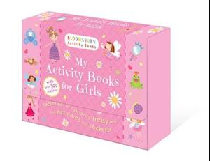 My Activity Books for Girls