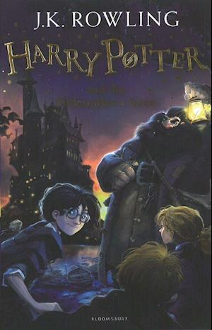 Bog hardback Harry Potter and the Philosopher's Stone af J. K. Rowling