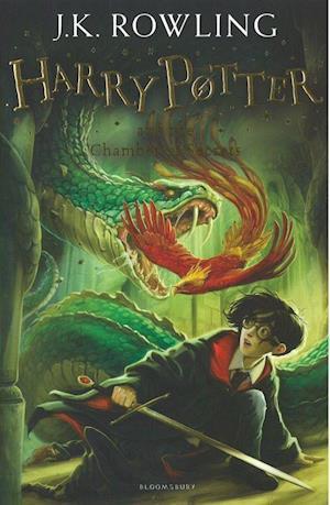 Bog hardback Harry Potter and the Chamber of Secrets af J. K. Rowling