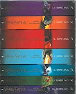 Harry Potter Box Set: The Complete Collection Children's af J. K. Rowling
