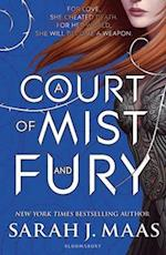 A Court of Mist and Fury af Sarah J. Maas