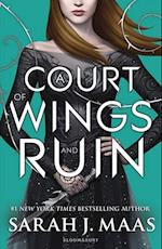 A Court of Wings and Ruin (A Court of Thorns and Roses, nr. 3)