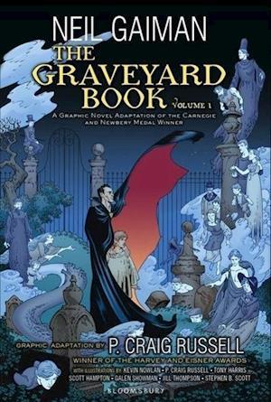 The Graveyard Book Graphic Novel, Part 1