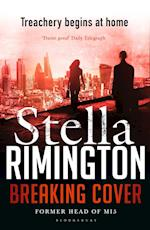 Breaking Cover (A Liz Carlyle Novel, nr. 9)