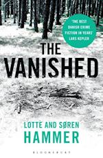 Vanished (A Konrad Simonsen Thriller)