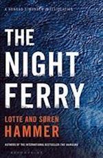 The Night Ferry (A Konrad Simonsen Thriller, nr. 5)