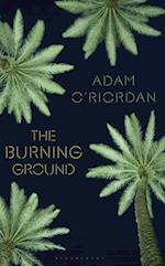 Burning Ground af Adam O'Riordan