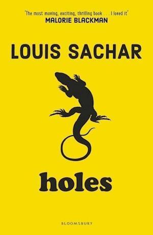 Bog, paperback Holes af Louis Sachar