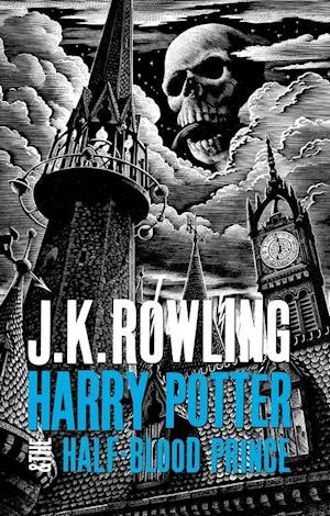 Bog hardback Harry Potter and the Half-Blood Prince af J. K. Rowling