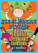 Fizzlebert Stump and the Great Supermarket Showdown af A.F. Harrold