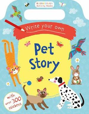 Bog, paperback Write Your Own Pet Story