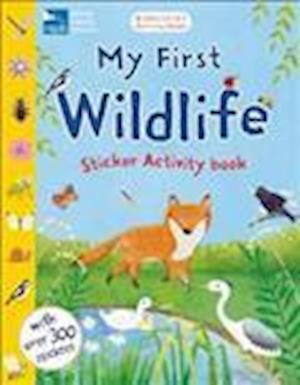 Bog, paperback RSPB My First Wildlife Sticker Activity Book