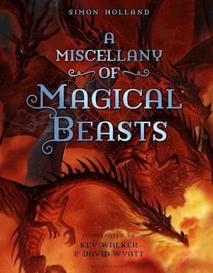 Bog, hardback A Miscellany of Magical Beasts af Simon Holland