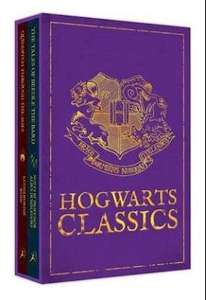 Bog hardback The Hogwarts Classics Box Set af J. K. Rowling