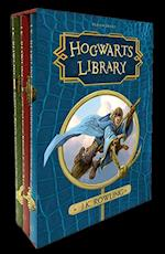 Hogwarts Library Box Set, The (Hardback)