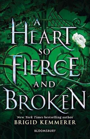 Heart So Fierce and Broken, A (PB) - (2) The Cursebreaker Series