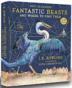 Fantastic Beasts and Where to Find Them af J. K. Rowling