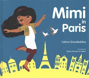Bog, hardback Mimi in Paris af Fatima Sharafeddine