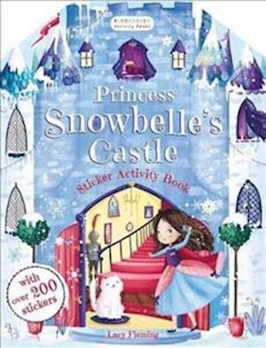 Princess Snowbelle's Castle Sticker Activity Book