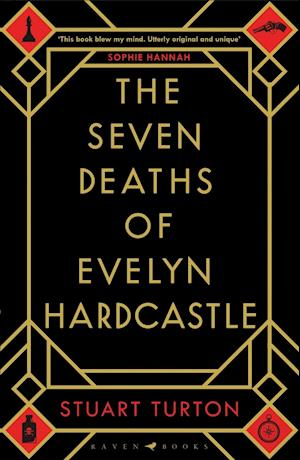 The Seven Deaths of Evelyn Hardcastle af Stuart Turton