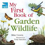 RSPB My First Book of Garden Wildlife (RSPB)