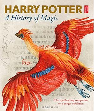 Bog hardback Harry Potter - A History of Magic af British Library
