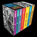 Harry Potter Boxed Set: The Complete Collection (Adult Paperback)