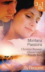 Montana Passions: Stranded With the Groom / All He Ever Wanted / Prescription: Love (Mills & Boon By Request) af Christine Rimmer